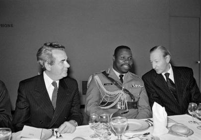 Nigerian Military Leadership Obasanjo 1977