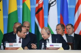 This photo is for our essay on A New Doctrine? Understanding Russia and the New Scramble for Africa